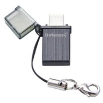 USB-Stick  8GB Intenso 2.0 Mini Mobile Line OTG
