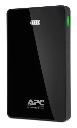 APC Mobile Power Pack 10000mAh black - przenośna ładowarka