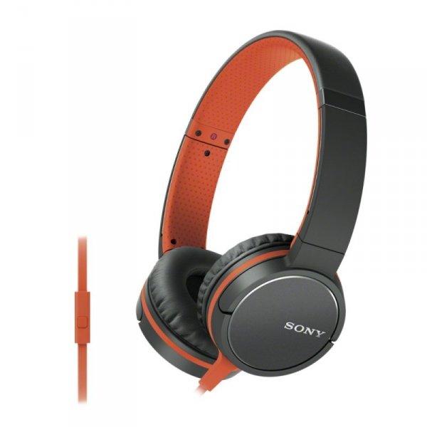 Sony MDR-ZX660AP (orange) -słuchawki