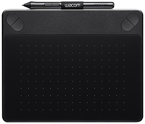 Wacom Intuos Black Pen + Touch S black