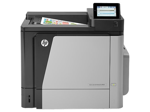 HP Laserjet Enterprise Color M651n  ( CZ255A#B19 )