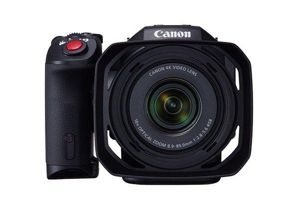 Canon XC10, Videokamera czarny