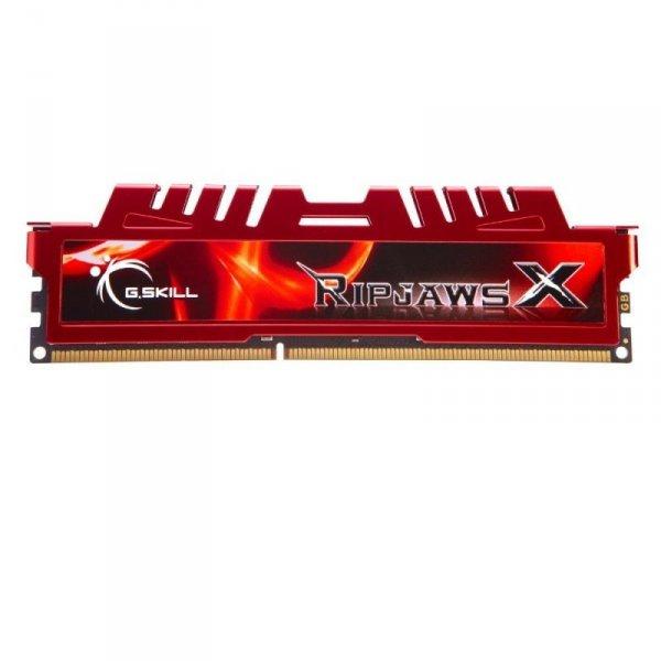 G.Skill 32 GB DDR4-2800 Kit, czerwony F4-2800C15D-32GVR, Ripjaws V