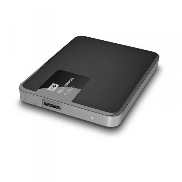 Western Digital My Passport for Mac 2 TB - czarny