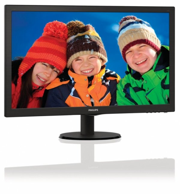 Philips 273V5LHSB/00 - 27 Cali - LED - HDMI DVI