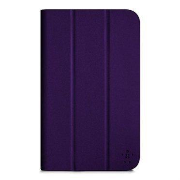 Belkin Samsung Trifold Cover 8 purple            F7P338btC01