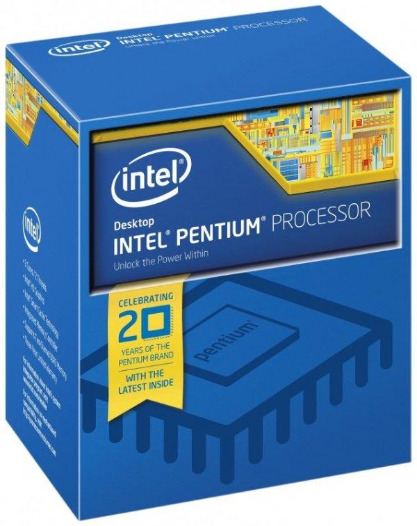 "Intel Pentium G4400, Prozessor FC-LGA4, ""Skylake"", boxed"