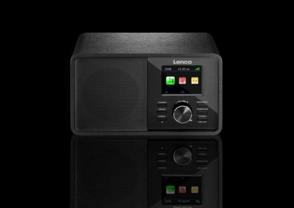 Lenco CR-2004DAB+ black