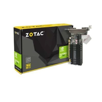ZOTAC GeForce GT 710 ZONE Edition, HDMI, DVI-D, VGA