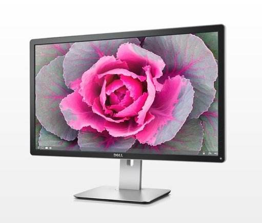 Dell P2715Q 68,47cm (27'') Ultra HD (4K) LED Monitor  IPS-Panel, DisplayPort, HDMI und