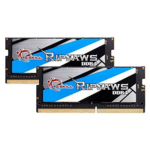 G.Skill SO-DIMM 32GB DDR4-2400 Kit, F4-2400C16D-32GRS