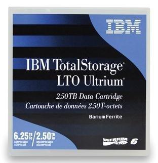 IBM LTO6 Medium 6250GB