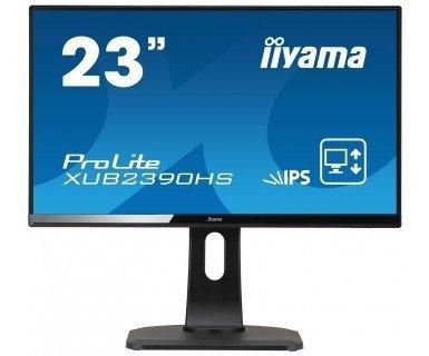 IIYAMA 23''   XUB2390HS-B1 16:9  DVI+HDMI Li.IPS Sp.