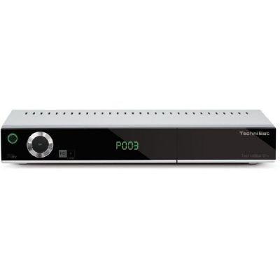 TechniSat TechniStar S1+ HDTV Receiver srebrny