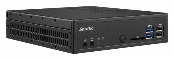 Shuttle XPC slim DH110 Barebone czarny