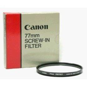 Canon 2602A001 Schutz-Filter 77mm