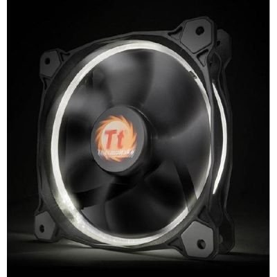 Thermaltake Riing 140 mm LED biały