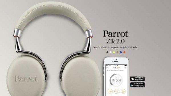 Parrot Zik 2.0 biały - PF561001AA