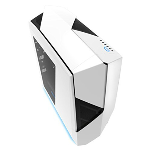 NZXT Noctis 450, Tower biały, Window-Kit