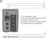 NPE-B600 UPS NETYS PE 600VA/360W 230V/AVR/4XIEC 320, LED (bez ochrony linii danych)