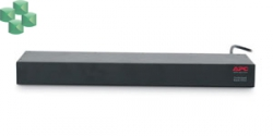 AP7920B Rack PDU, Switched, 1U, 12A/208V, 10A/230V, 8 x C13