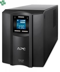SMC1500IC APC Smart-UPS 1500VA/980W LCD 230V z funkcją SmartConnect