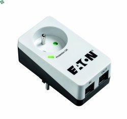 PB1TF Eaton Protection Box 1 Tel@ FR (z zabezpieczeniem sieci telefonicznej)