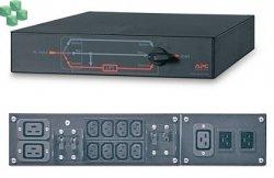 SBP5000RMI2U Panel obejścia serwisowego APC — 230 V; 32 A; BBM (najpierw rozwarcie, potem zwarcie); wejście IEC320 C20/podłączone na stałe; wyjście IEC-320 — (2) C19 (8) C13