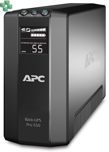 APC Power Saving Back-UPS Pro 550VA/330W, 230V
