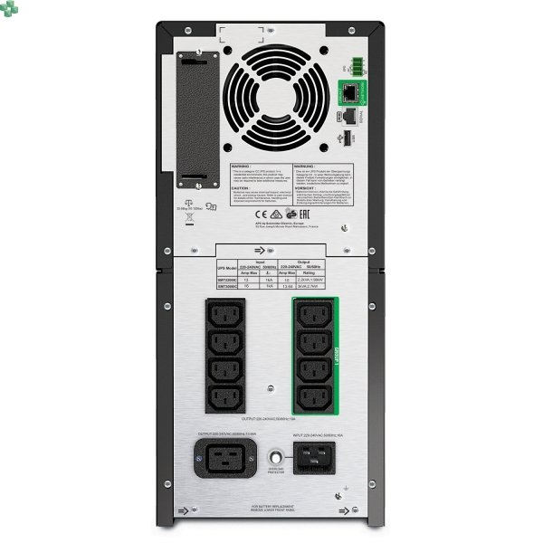 SMT3000IC APC Smart-UPS 3000 VA LCD 230 V z usługą SmartConnect