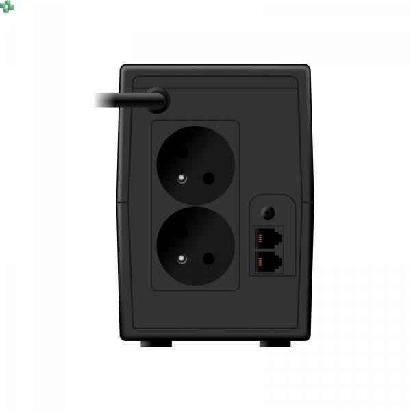 UPS EVER EASYLINE 650VA/360W AVR USB