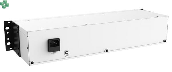 LEGRAND Keor PDU 800VA/480W, 8 x FR - Zasilacz UPS i listwa PDU do montażu w szafie rack w jednym, 2U (310330)