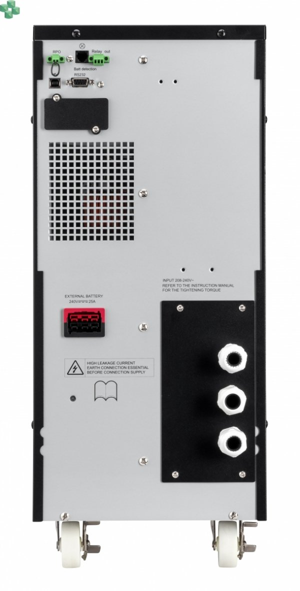 9SX6KI Zasilacz UPS EATON 9SX 6000VA/5400W, On-Line, Tower