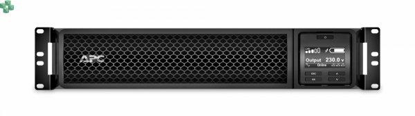 SRT3000RMXLI-NC Zasilacz awaryjny APC Smart-UPS SRT 3000VA RM 230V, karta NMC w zestawie
