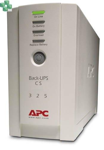 BK325I APC Back-UPS CS 325VA/210W