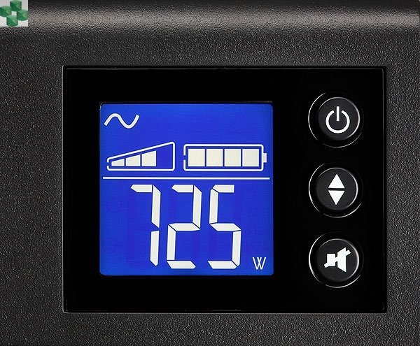 5SC1000IR Eaton 5SC 1000 VA Do szaf rackowych 2U (1000VA/ 700W) - Line Interactive
