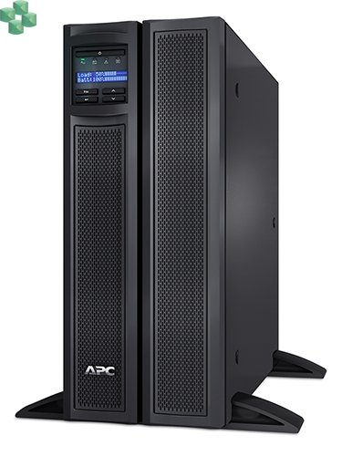SMX2200HV APC Smart-UPS X 2200VA/1980W R2T 4U LCD 230V, Rack/Tower LCD Line Interactive