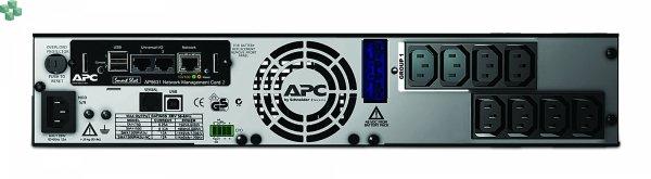 SMX750INC APC Smart-UPS X 750VA Rack/Tower LCD 230V z kartą sieciową i czujnikiem temperatury