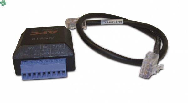 AP9810 Dodatkowy interfejs bezprądowych styków we/wy APC