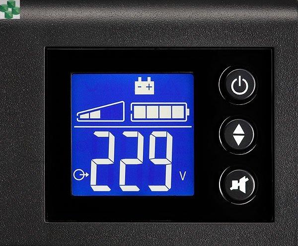 Zasilacz awaryjny EATON 5SC1000i (1000VA/ 700W) - Line Interactive