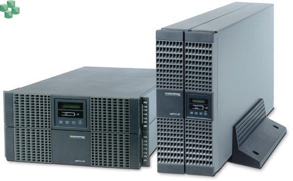 NRT2-U11000CLA Zasilacz UPS NETYS RT 11000VA/9000W 230V 50/60Hz On-Line, podwójna konwersja (VFI), moduł elektroniki z wbudowaną dodatkową ładowarką dla długich czasów podtrzymania, możliwość pracy równoległej 1+1, BEZ BATERII