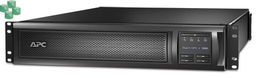 SMX3000RMHV2U APC Smart-UPS X 3000VA / 2700W Rack/Tower LCD 200-240V Line Interactive