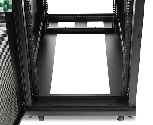 AR2401 NetShelter SV 42U 600mm Wide x 1060mm Deep Enclosure no Sides Black