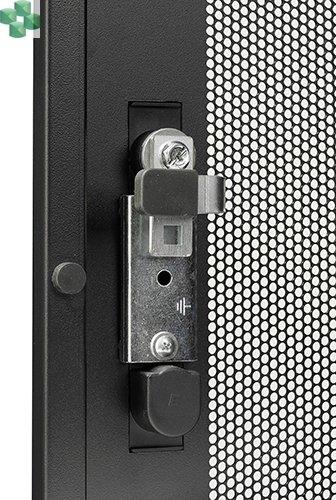 AR2401 Obudowa NetShelter SV 42U o szerokości 600 mm i głębokości 1060 mm bez boków, czarna