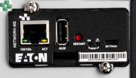 Network-M2 Karta komunikacyjna Eaton do zasilaczy z serii 5P, 5PX, 9PX, 9SX