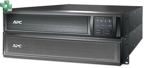 SMX1500RMI2U APC Smart-UPS X 1500VA Rack/Tower LCD 230V