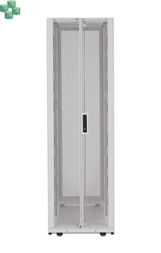 AR3107G NetShelter SX 48U 600mm Wide x 1070mm Deep Enclosure with Sides Grey RAL7035
