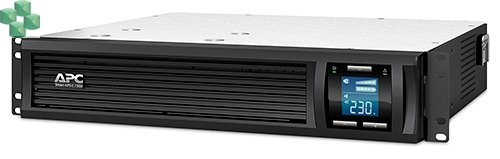 SMC1500I-2UC APC Smart-UPS C 1500VA/900W 2U LCD 230V z funkcją SmartConnect