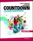 Countdown to first certificate Class CD