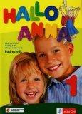 Hallo Anna 1 Język niemiecki  Podręcznik z płytą CD